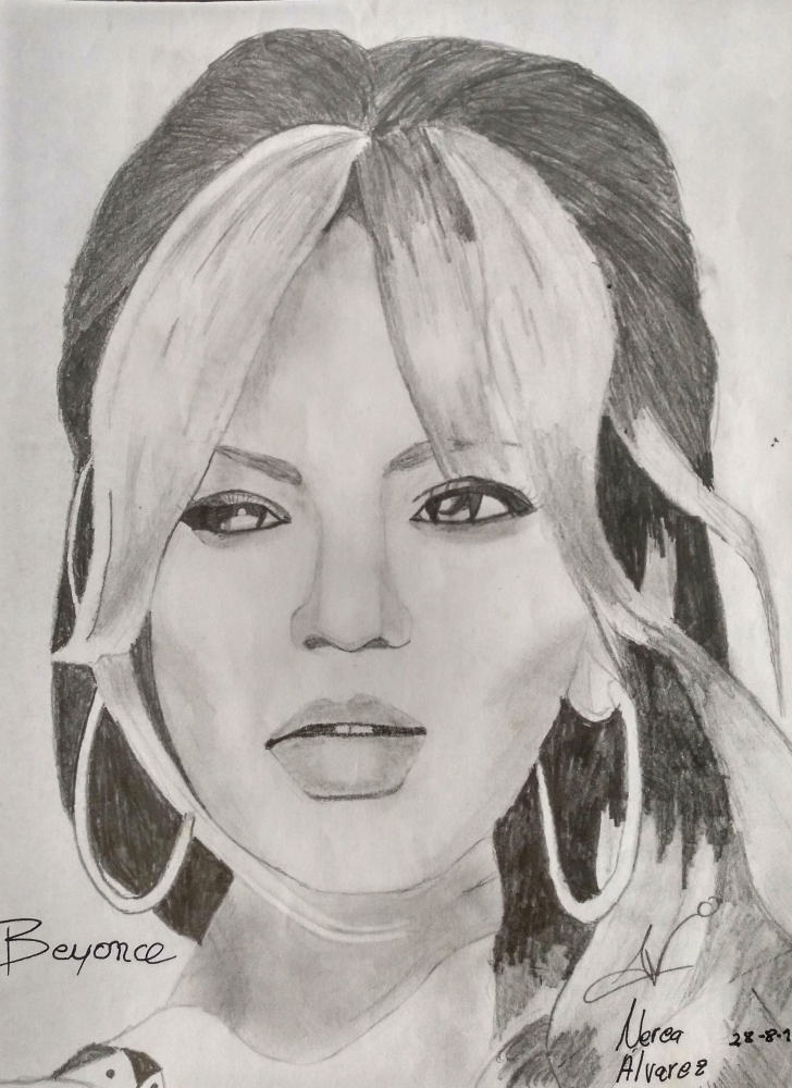 Beyonce by Nereaaj